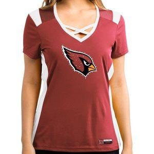 Arizona Cardinals Football Jersey Rhinestone